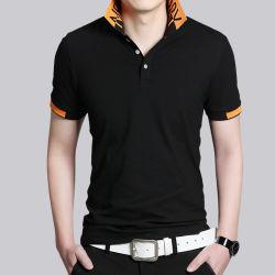 Custom/Roupas personalizadas Campina/faixa/Branco impresso/impressão/Bordados vestuário/vestido de poliéster/algodão Piqué/Jersey vestir a camisa Polo Golf masculina