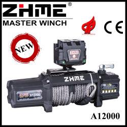 12000lb 12V 4WD haute vitesse puissant treuil électrique