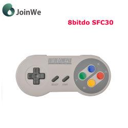 8 bitdo Sfc30 PRO Wireless Bluetooth контроллер для компьютерных игр Gamepad Двойной Классический джойстик