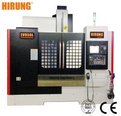 高品質な日本 THK ボールねじ付き CNC 立フライス盤 CNC 機械加工センター( EV850L )
