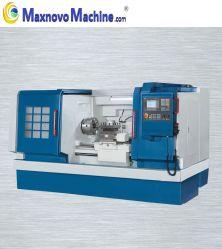 Станок токарный станок с ЧПУ высокой точности центра управления Siemens (DL-CNC400X750)