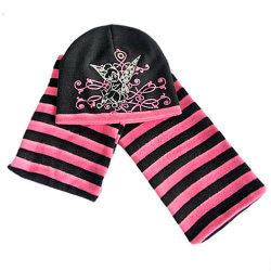 Les patrons de tricot enfants Hat et un foulard (JRK105)