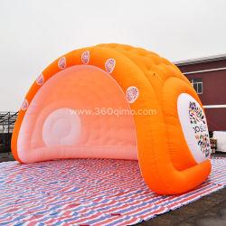 Aufblasbares Ereignis-Abdeckung-aufblasbares Shell-Zelt-aufblasbares im Freienzelt