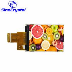 2.4 인치 TFT LCD 스크린 Hx83471 10pin 240X320 LCD/LCM 전시 또는 스크린