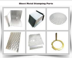 Qualitätskundenspezifisches rostfreies Stahlblech-Metallstempeln