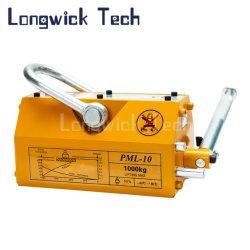 Stahlplatten-Stahlrohr-anhebender Hebevorrichtung-magnetischer Kran-Dauermagnetheber