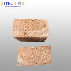China Fabrikant High Density Refractory Fire Clay Brick voor Pizza Oven