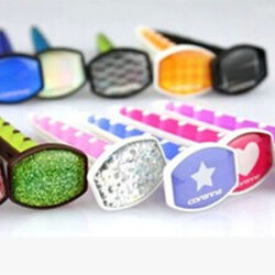Gepersonaliseerde luchtverfrissers Car Air Vent clips voor parfum