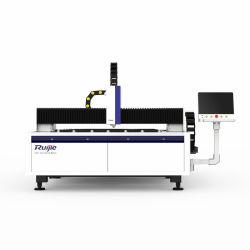 Tagliatrice del laser del metallo della fibra per lo strato del acciaio al carbonio/acciaio inossidabile