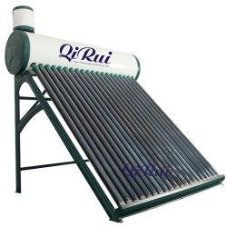 Une grande efficacité 50L 60L 80L 100L 120L 140L 150L 160L 180L 200L 240L 250L 300L 360L 400L 500L Tube à vide l'énergie solaire chauffe-eau avec Approbation CE