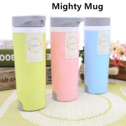 Bottiglia vigorosa della tazza della boccetta di prezzi di corsa di aspirazione di vetro poco costosa dell'acqua per tè 320ml