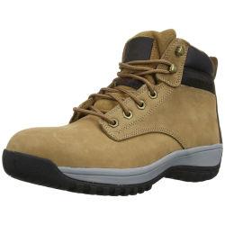 Gunuine Goodyear de cuero zapato de trabajo de la zapata de la escalada al aire libre