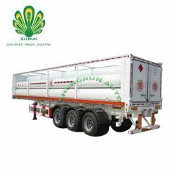 Сжатый природный газ прицепов газовой трубе 12 прицеп для продажи Катара
