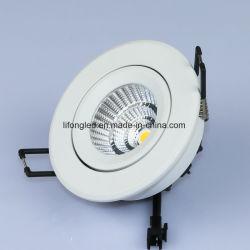 Citizen 7W Dimmable COB LED Panel Plafond (CE RoHS)