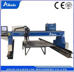 Machine de découpe plasma CNC Bras tôle en acier de l'oxygène Plasma Cutter