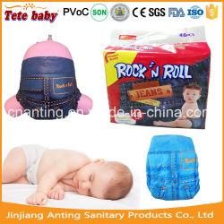 Les couches pour bébés fabricant OEM, 2018 nouvelles couches de bébé endormi, Rock N Roll de couches pour bébé