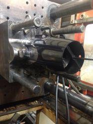 Le plastique_electric_rotor_moule_Fabrication_Injection_en plastique