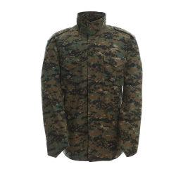 Uniforme militare all'ingrosso Personalizza giacche di legno digitale Anorak M65 Abbigliamento Indumenti