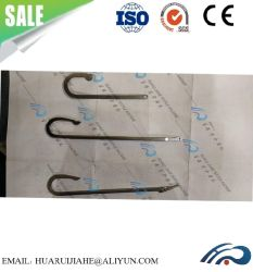 중국 공급자 크로셰 뜨개질 뜨개질을 하는 관 바늘 1.5-74-137 1.5-75-137 1.5-76-137 큰 발, 회전시키는 길쌈 날실 뜨게질 바늘 뜨개질을 하는 기계장치 바늘