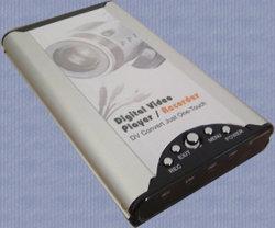 """2.5 """" de Speler HDD/het Registreertoestel en DV zetten MP3 MP4 speler (hdd-3002) om"""