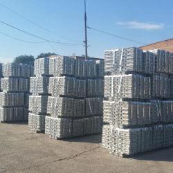 高品質低い価格Yuntaiの金属との純粋な99.9%亜鉛/Zincのインゴット金属価格中国製