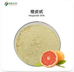 Hesperidin-Puder des Zitrusfrucht Aurantium Auszug-90%~95% für Diosmin