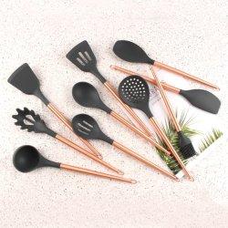 アマゾンの熱い販売項目シリコーンの調理の食器の台所道具