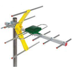 Venta caliente al aire libre HDTV Antena GPS antena de TV digital