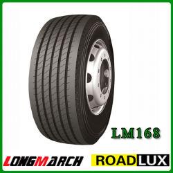 롱3월 로드럭스 더블 로드 브랜드 레이디얼 트럭 타이어 (435/50r19.5 385/55R19.5)