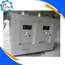 Sonnenblumen-Saatgut-Rostermaschine, 200/500 kg/h