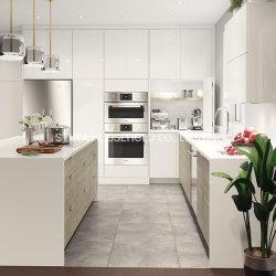 現代様式のフォーシャンの方法家具のラッカー積層物のシンプルな設計の食器棚