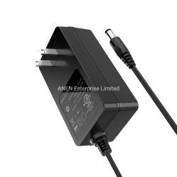 UL FCC 61558-gecertificeerd 48 watt Max 12 V 4A switching Voeding 24 volt 2A AC DC adapter 36 V 48 V wand Transformator voor Set Top Box/LED Light/LCD/CCTV-camera