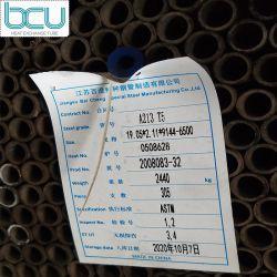 Nahtloser Wärmetauscher Rohr ASTM A213 T5/T9/T11/T12/T22/T91 Stahllegierung Rohr
