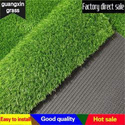 Долгосрочного профессионального футбола 20мм искусственных травяных синтетическим покрытием по благоустройству