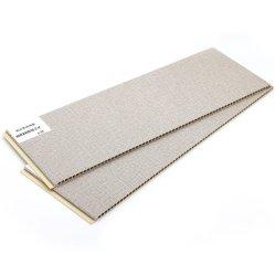Super Heavy Wood graan Waterproof Interieur Decoratieve Interlock PVC&WPC Wall Panelen voor Badkamer & plafonds & Keuken