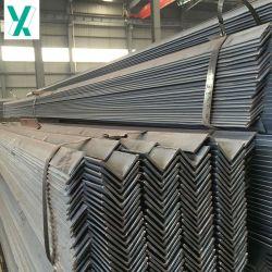 Stahl galvanisiertes Winkel-Eisen, mildes Kohlenstoffstahl-Gleichgestelltes Angle/GB und JIS Standardflußstahl-Winkel