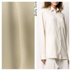 Gewebtes Polyester SPH mit Stretch Stripe Stoff für Garment Stoff