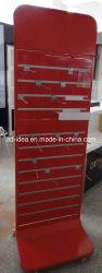 Многофункциональная Merchandise Store Пол металлические дисплей/подставка для установки в стойку/полок
