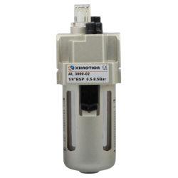 Xhnotion Al 3000 - '' Fettspritze der Luft-G1/4, pneumatische Fettspritze, Öl-Fettspritze
