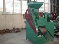 Bille de gypse de désulfuration Appuyez sur la machine
