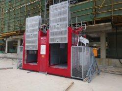 Facile sicuro gestire gli elevatori della costruzione di edifici