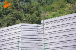 Material de construcción Jinqiang Preparada de la construcción de muros de cemento, paredes de ladrillo preparada.