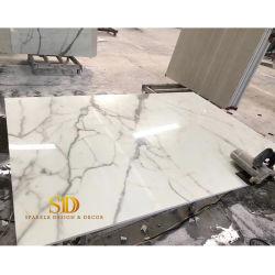 سعر جيد لستاتواريو الايطالية اللامعة نانو الزجاج حجارة ديكور كبير على الجدار