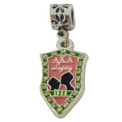 Personalizado personalizado único chapado en oro 18k el número de mayoristas de joyería artesanal y colgante Charms (encanto-13)