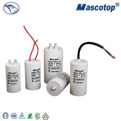Cbb60 Wechselstrommotor-Läufer-Ventilator-Kondensator-Film-Kondensator