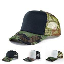 Nouveau Camo camionneur Cap hommes maille respirante estivale des casquettes de baseball Sports de camouflage militaire extérieure Chapeaux Chapeaux de femmes Sun