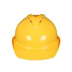 Heiße ABS Antiarbeitskraft-Sicherheits-Sturzhelm des zertrümmern-Schutz-Hit-Arbeits-Aufbau-Modell-V