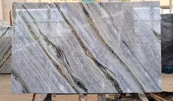 La Chine de calcaire blanc naturel de marbre poli Salle de bains en granit mur en pierre de la mosaïque de tuiles de plancher