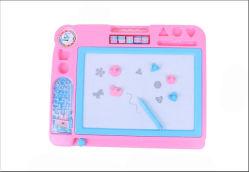 執筆ボードの子供の製図版の磁気執筆ボードを着色しなさい