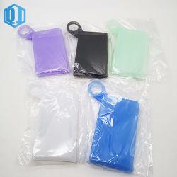La vente directe d'usine masque en silicone de boîte de rangement Masque pliable cas prêt Stock